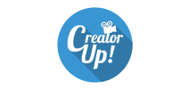 Creator Up logo